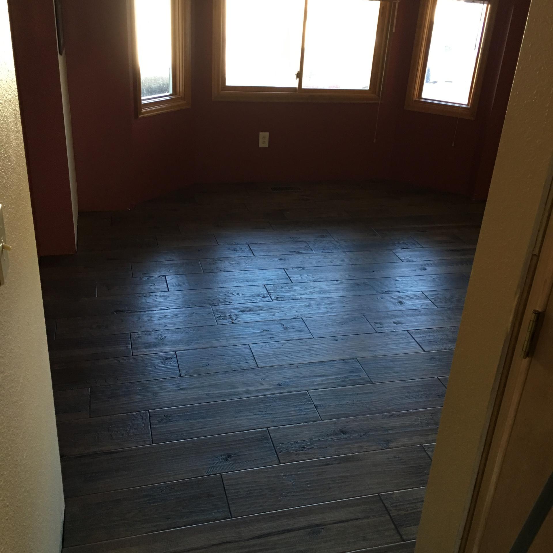 Hickory, Solid Hardwood