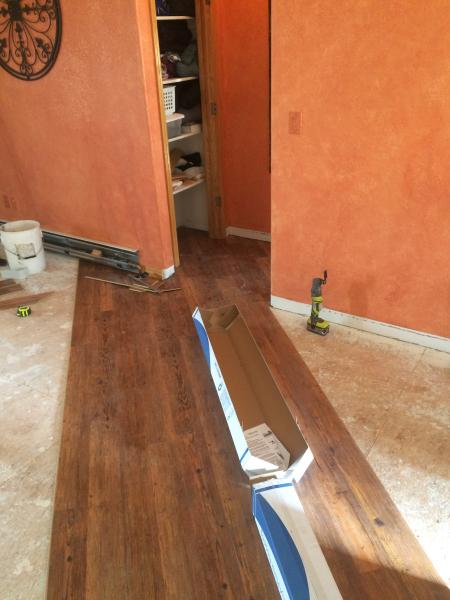 45, Floating floor, COREtec, Laminate