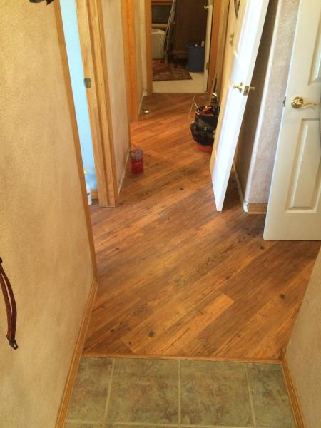 45, Floating floor, COREtec, Laminate, Bathroom