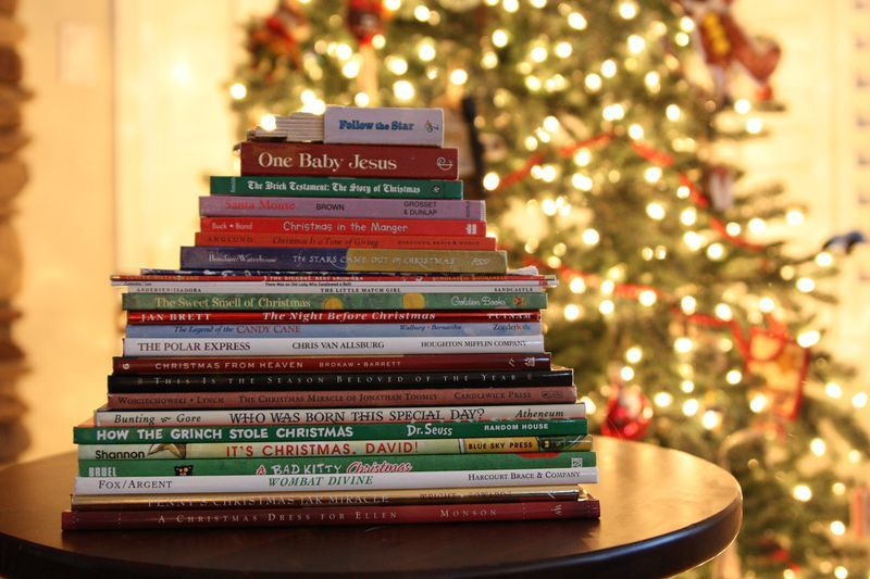 A VERY YA CHRISTMAS: 3 HOLIDAY THEMED NOVELS