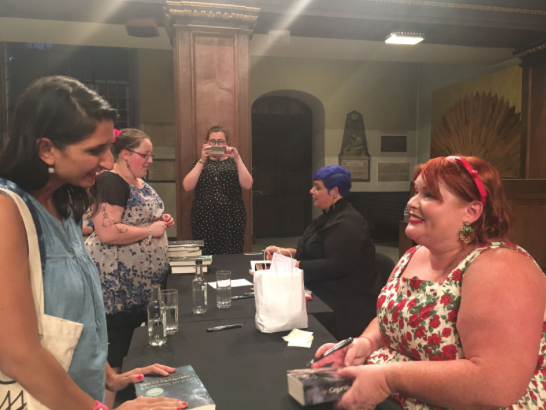 MY MEETING WITH CASSANDRA CLARE