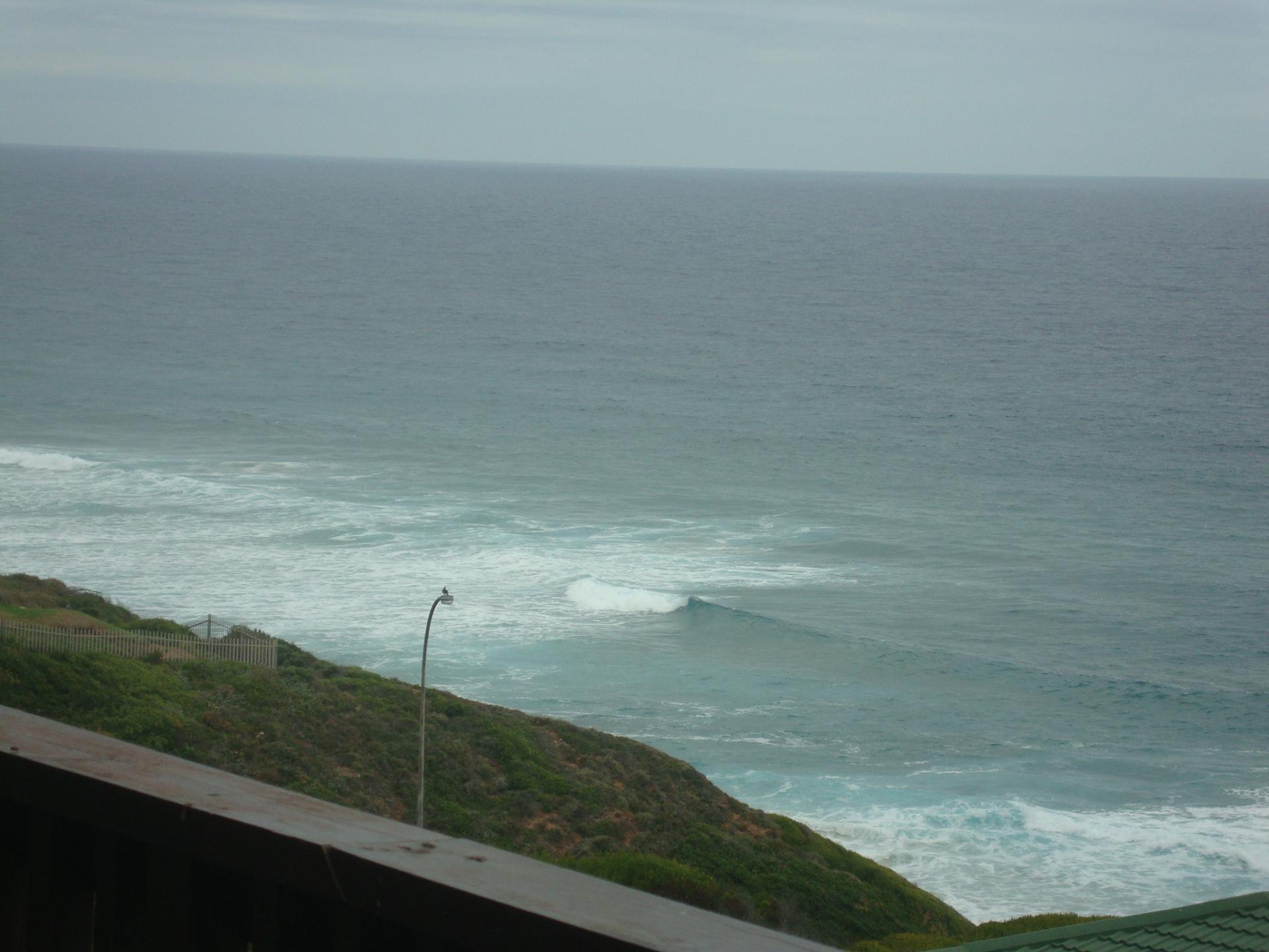 magnificent sea view