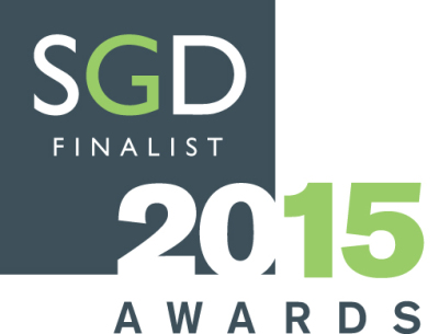 SGD Awards 2015 Finalist Logo