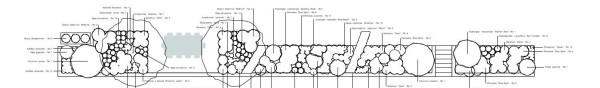 Planting Plan Drawing