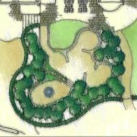 Image of outline design plan
