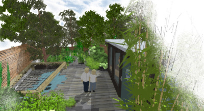 Kids Play Design | Forest Hill | John Ward Garden Design