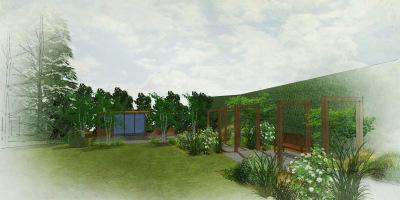 Family Garden Design | Large Garden | North London Garden Design