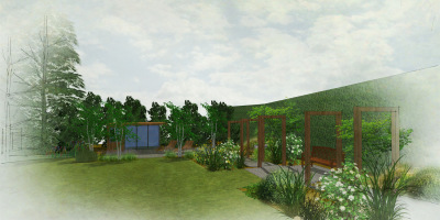 Family Garden Design | Large Garden | North London Garden Design