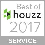 Best of Houzz 2017 Award Logo