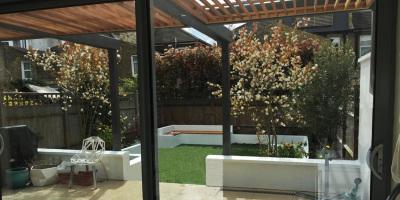 Photo of Balham garden designed by John Ward Garden Design