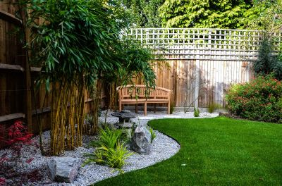 Photo of Japanese garden in Acton
