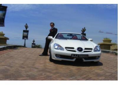 2009 Brand New Mercedes SLK