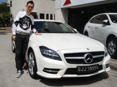 2011 Brand New CLS350