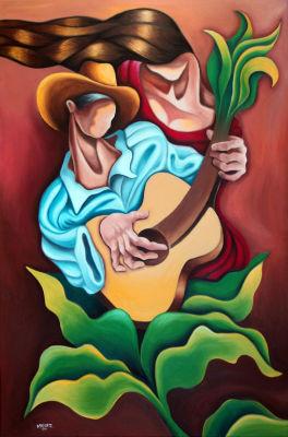 Guitarra Guajira