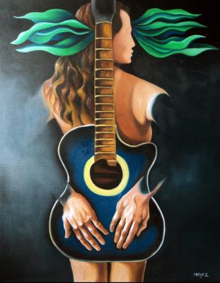Troubadour's Muse