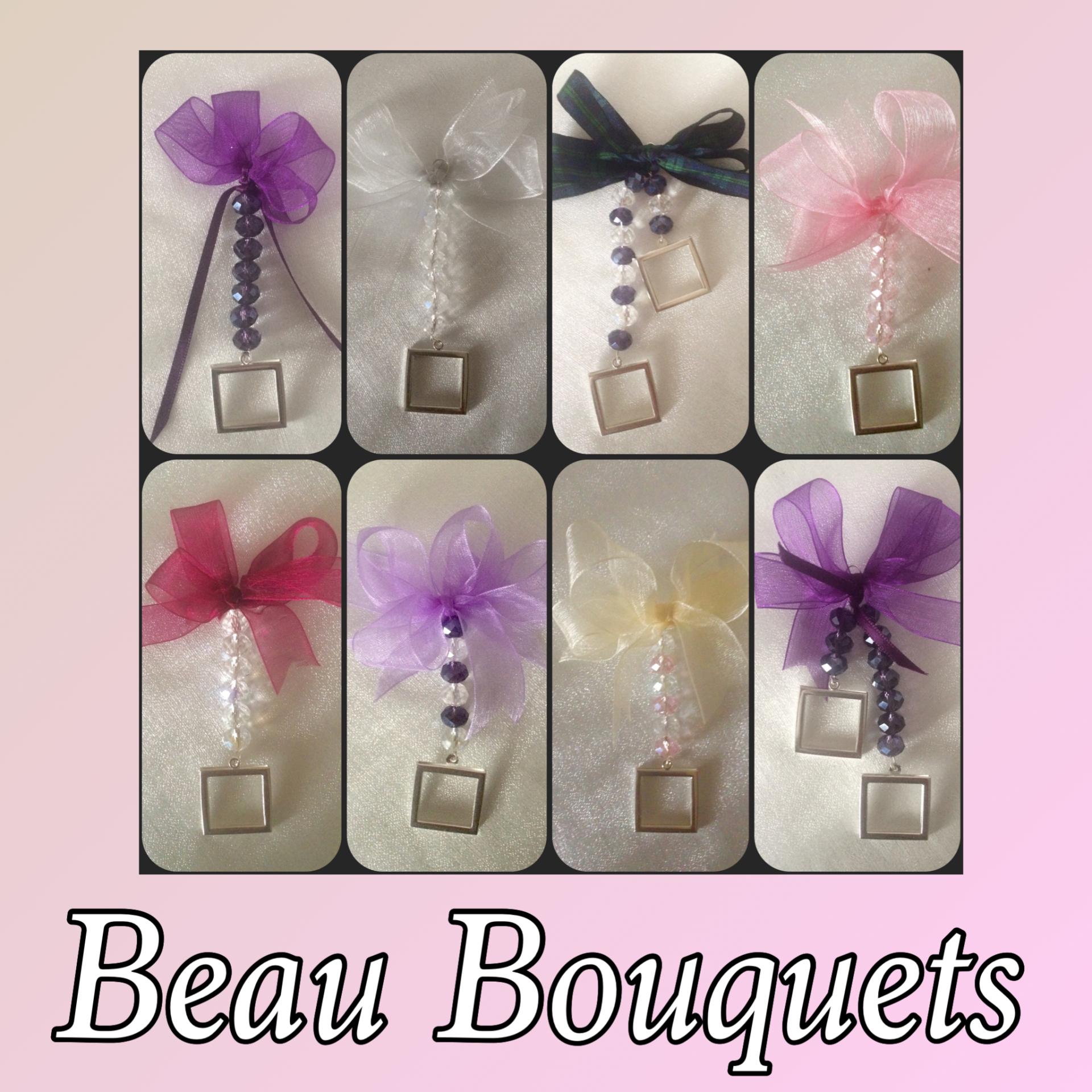 Preciosa crystal Memory Bouquet photo charms £5 single or £7 double