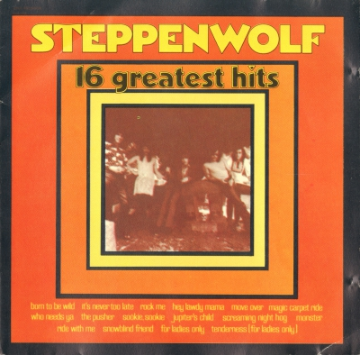 16 Greatest Hits (1973) - Steppenwolf