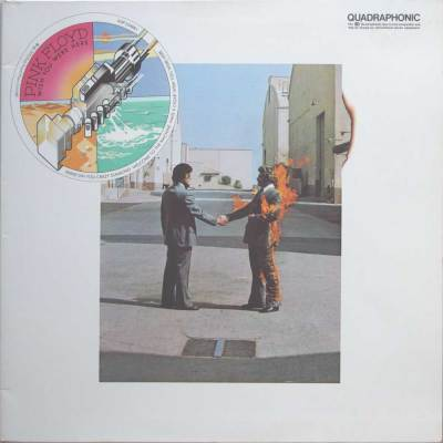 Wish You Were Here 1975 (Quad Stereo) - Pink Floyd