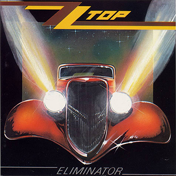 Eliminator (Collector's Edition) 1983 - ZZ Top