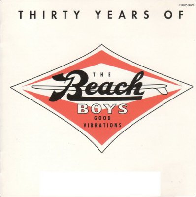 Good Vibrations (Box Set) 30 Years Of - The Beach Boys