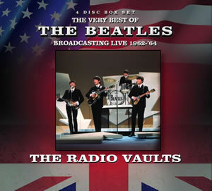 Radio Vaults - Best Of The Beatles Broadcasting Live(3CD) - The Beatles