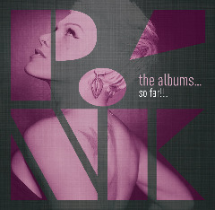 The Albums So Far - Pink