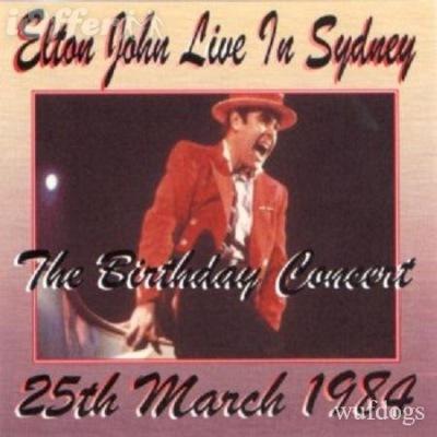 Live In Sydney 1984 - Elton John