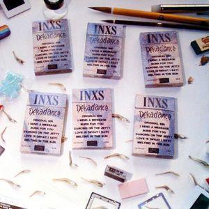 Dekadance Australian Versions - INXS