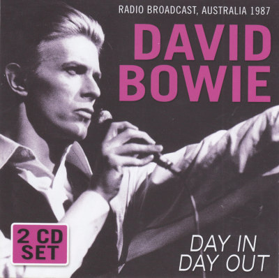 Day In Day Out (1987) - David Bowie