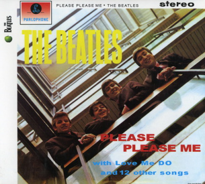 Please Please Me (Japanese Pressing) - The Beatles