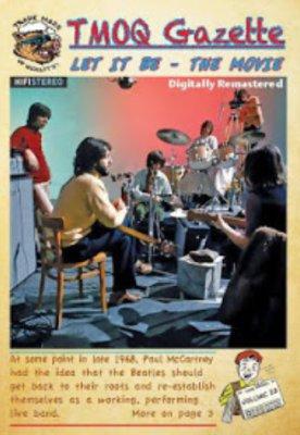 Let It Be (HMC 035 Version) DVD - The Beatles