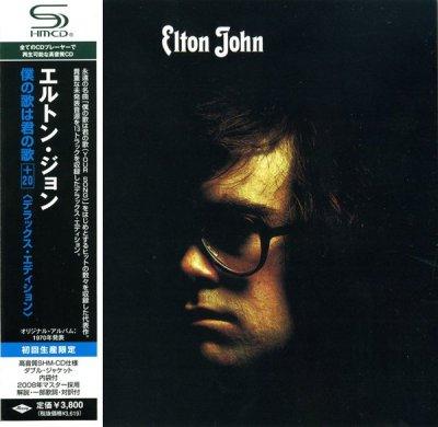 Elton John (SHM-CD Japan) - Elton John