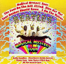 Magical Mystery Tour (Japanese) - The Beatles