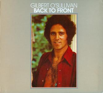 Back To Front (1972) - Gilbert O'Sullivan