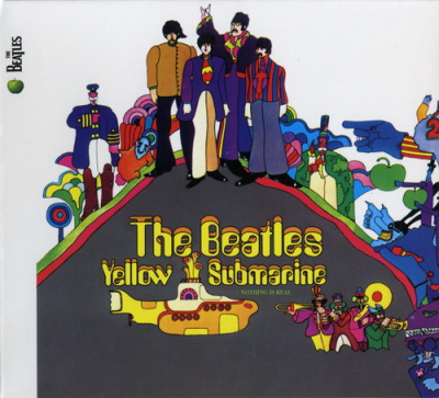 Yellow Submarine (Japan) - The Beatles