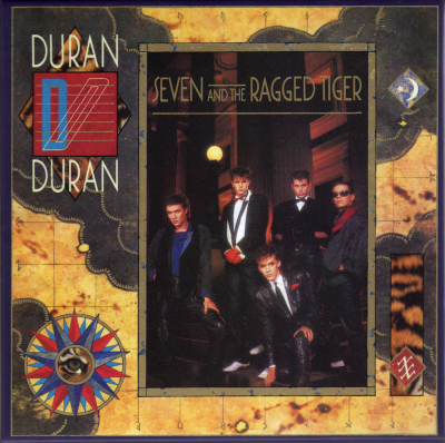 Seven & The Ragged Tiger 1983 (Remastered 2CD 2010) - Duran Duran