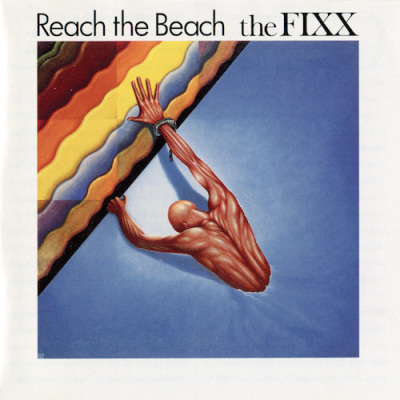 Reach The Beach (1983) Expanded & Remastered 2003 - The Fixx