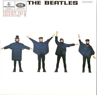 Help! 1965 (UK Mono Version) (Japanese Pressing) - The Beatles