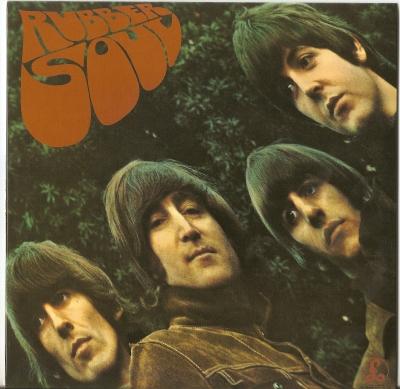Rubber Soul 1965 (UK Mono Version) (Japanese Pressing) - The Beatles