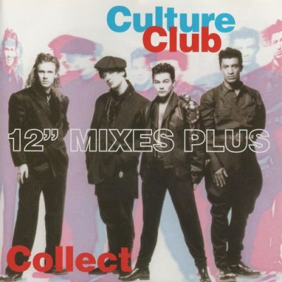 "Collect - 12"" Mixes Plus - Culture Club"