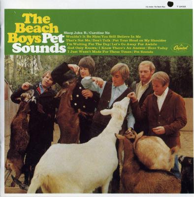 Pet Sounds 1966 (2001) [Mono + Stereo] - The Beach Boys