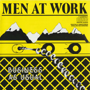 Business as Usual (1981) - Men At Work
