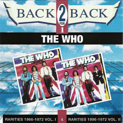 Rarities 1966-1972 Vols I & II - The Who