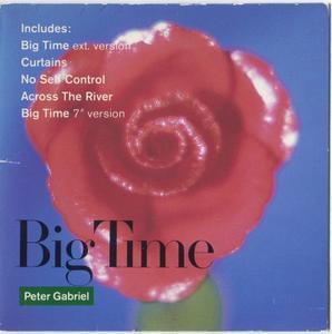 Big Time CDS (1987) - Peter Gabriel