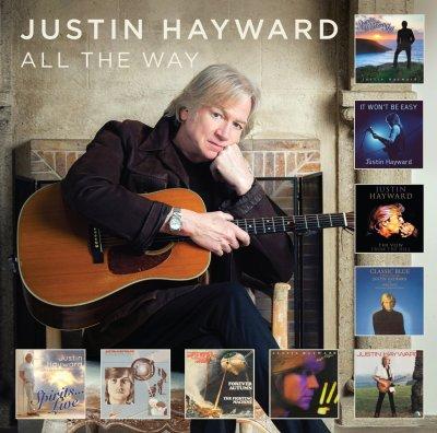 All The Way (2016) - Justin Hayward