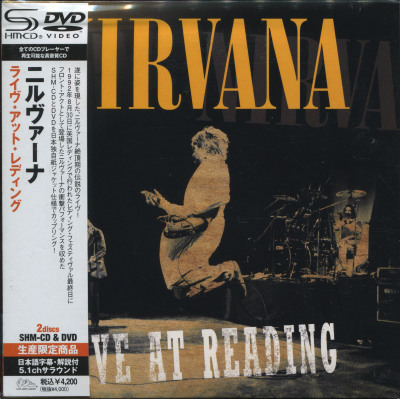 Live At Reading (SHM-CD) - Nirvana