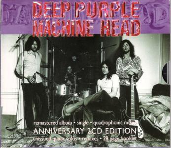 Machine Head: 25th Anniversary (1972) - Deep Purple