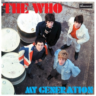 My Generation (50th Anniversary  Super Deluxe) - The Who