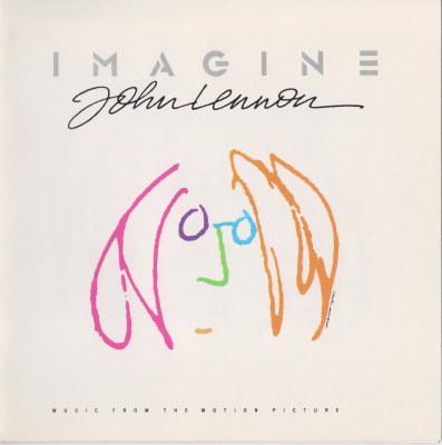 Imagine - Music From The Motion Picture - John Lennon