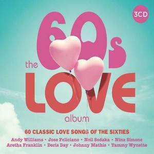 The 60s Love Album (3CD, 2017) - Various Artists